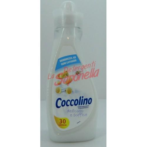 Balsam de rufe Coccolino Delicat si Moale 750 ml - 30 spalari