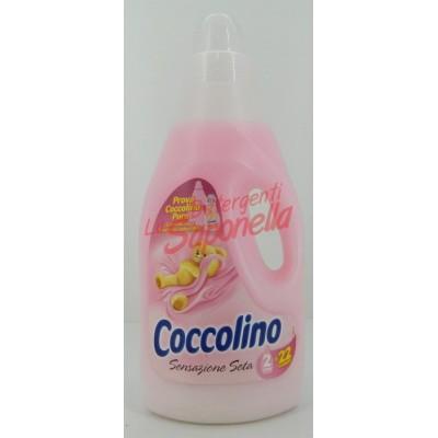 Balsam de rufe Coccolino Senzatie de matase 2L -22 spalari
