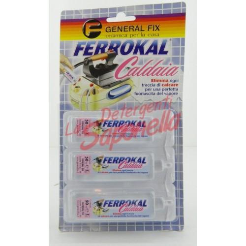 Decalcifiant fier de calcat cu cazan de abur General Fix Ferokal -3 bucati-150 ml