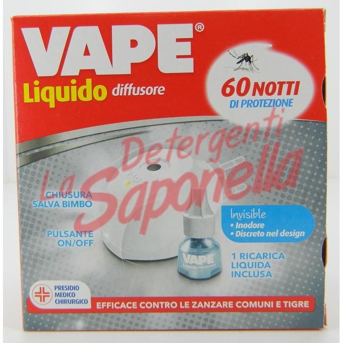 Aparat electric Vape anti-tantari +  rezerva lichida