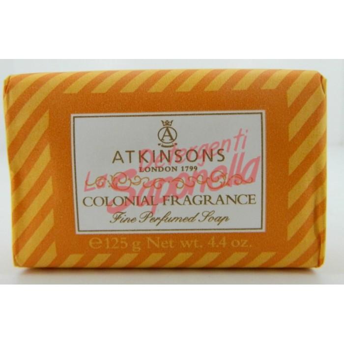 Sapun solid Atkinsons cu parfum de colonie 125 g