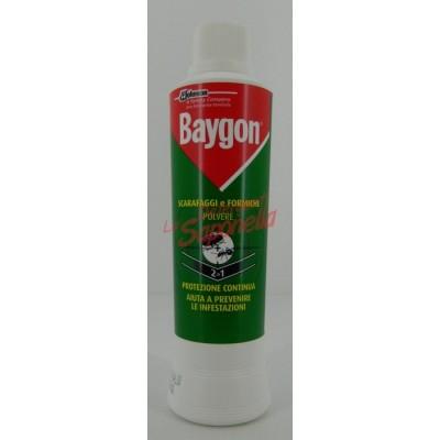 Praf 2 in 1 impotriva gandacilor si furnicilor Baygon 250 g