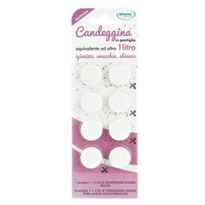 Tablete de clor Smapiu cu lavanda 8buc X 4gr
