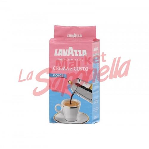 Cafea macinata Lavazza Crema E Gusto-gust dulce 250 gr