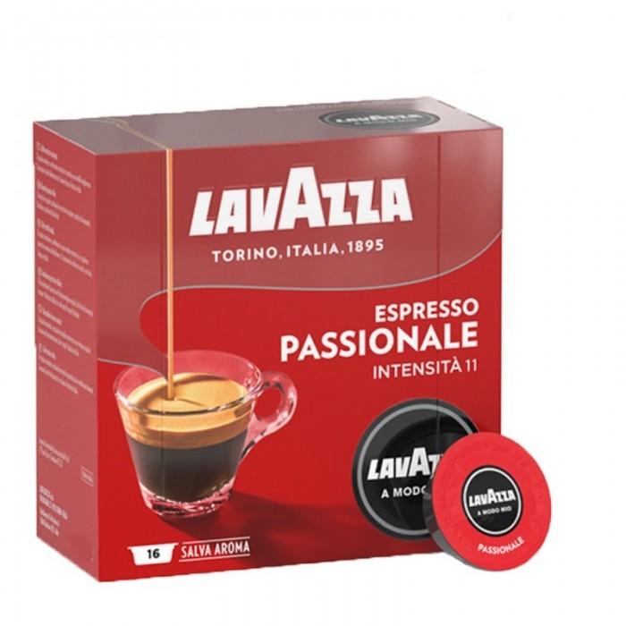 Capsule cafea Lavazza espresso passionale 120 g