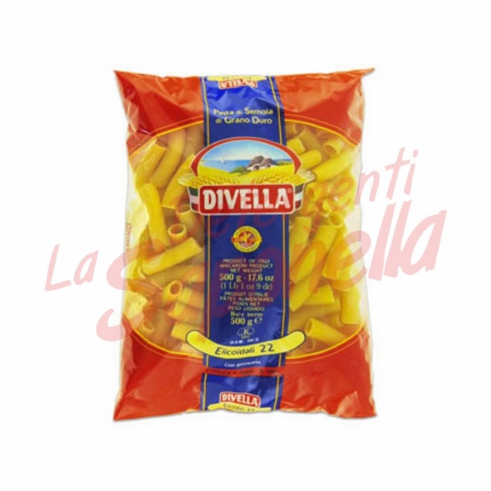 "Paste Divella ""Elicoidali"" Nr. 22-500 gr"