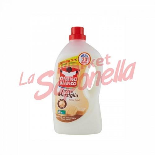 Detergent lichid Omino Bianco 1500 ml - 30 spalari