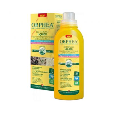 Detergent lichid Orphea lana si fibre naturale cu parfum floral 32spalari 500ml