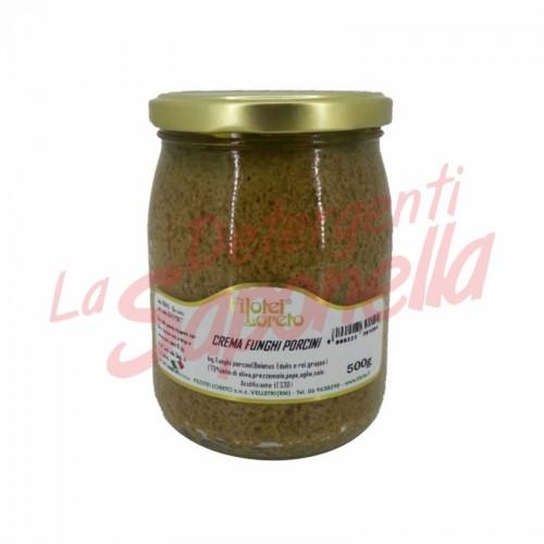 Crema de ciuperci Porcini Filotei Loreto 500 gr