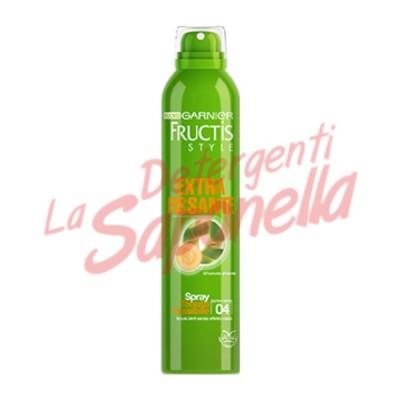 Fixativ de par spray Garnier Fructis extra fixare extra puternic 250 ml