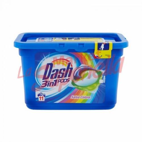 Detergent Dash pernute 3 in 1 color-11 spalari