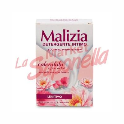 Gel  Intim cu Galbenele si Flori de Lotus Malizia 200ML