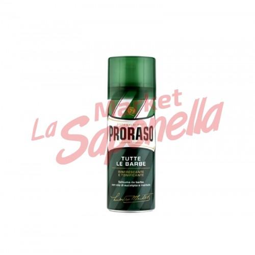 Spuma de ras Proraso tonifianta si racoritoare 100 ml