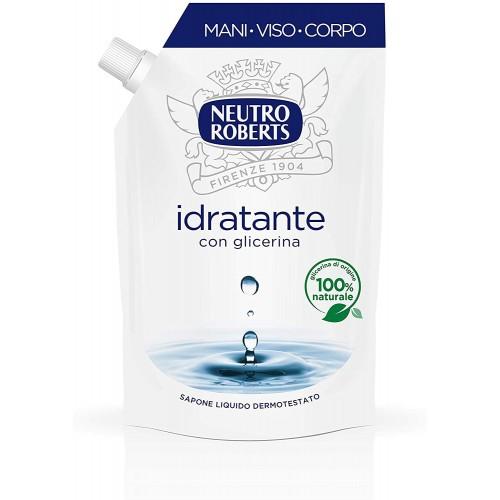 Sapun lichid rezerva Neutro Roberts hidratant cu glicerina 400ml