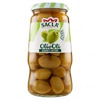 Masline negre Sacla fara samburi fara gluten 330gr
