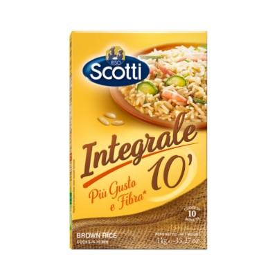 Orez brun Scotti Integral 10 minute