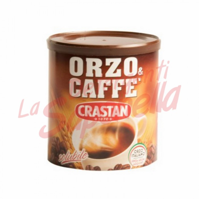 Amestec orz si cafea Crastan 120 gr