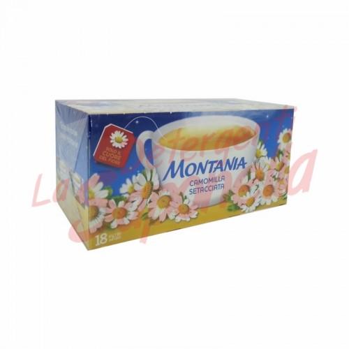 Ceai musetel Montania pliculete-18 buc-31,5 gr