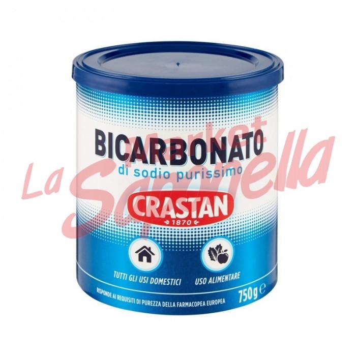 Bicarbonat de sodiu pur Crastan 750 gr