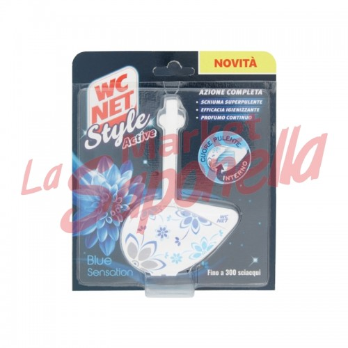 Odorizant wc Wc Net Blue Sensation-36.5 gr