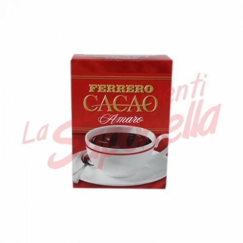 Cacao pudra Ferrero amara 75 gr