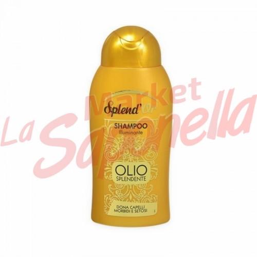 Sampon Splend'Or iluminant cu ulei 300 ml