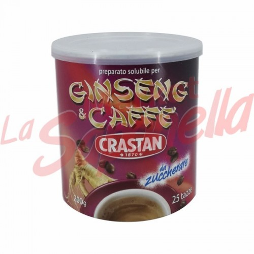 Crastan ginseng si cafea 200 gr