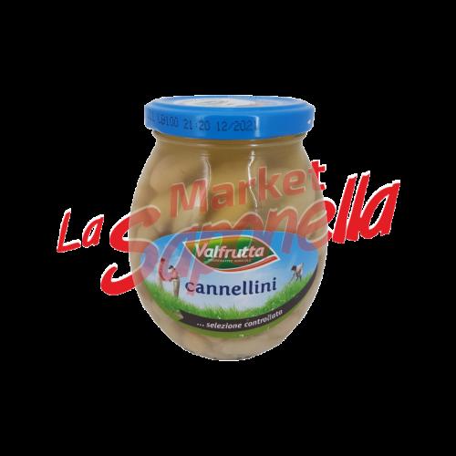 """Fasole Valfrutta """"Cannellini"""" 360 gr"""