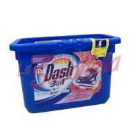 """Detergent Dash pernute 3 in 1 """"Bouquet di Primavera"""" -15 spalari"""