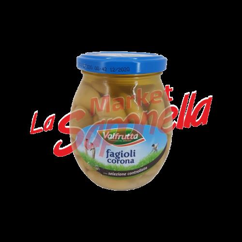 """Fasole Valfrutta """"Corona"""" 360 gr"""