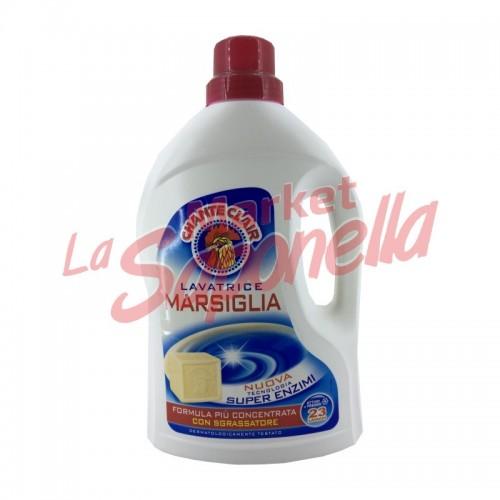 Detergent lichid Chante Clair cu sapun de marsiglia-1150 ml-23 spalari