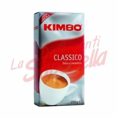 Cafea macinata Kimbo clasica 250 gr