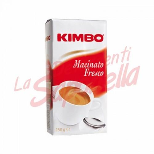 Cafea macinata Kimbo-proaspat macinata 250 gr