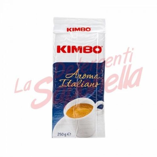 Cafea macinata Kimbo-aroma italiana 250 gr