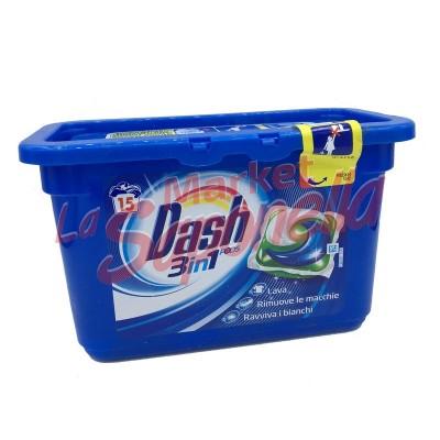 Detergent Dash pernute 3 in 1 clasice-15 spalari