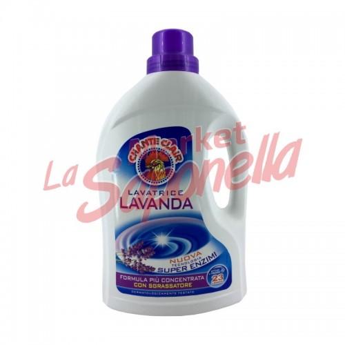 Detergent lichid Chante Clair cu lavanda 1150 ml-23 spalari