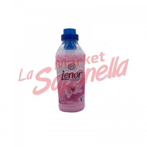 Balsam de rufe Lenor floral 650 ml-26 spalari