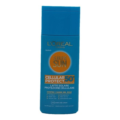 Lapte solar L'oreal Cellular Protect SPF 50+ 200 ml