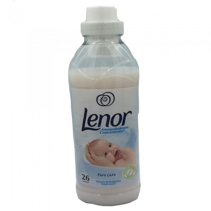 Balsam de rufe Lenor Pure Care 650 ml-26 spalari