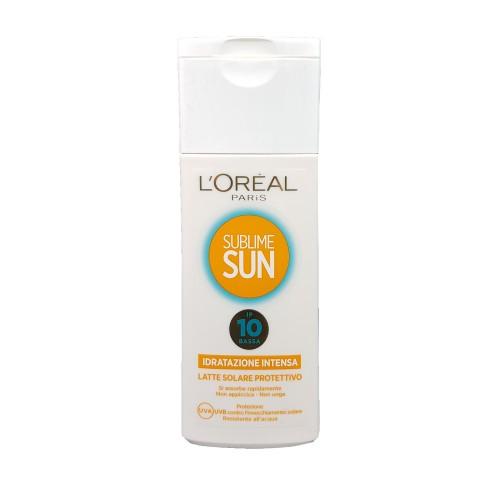 Lapte solar L'oreal Sublime Sun SPF 10-200 ml