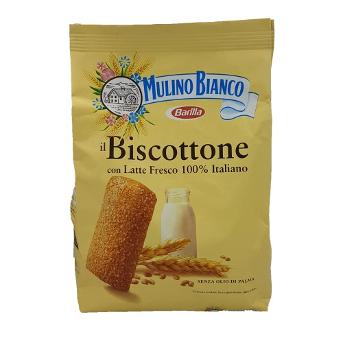 """Biscuiti Mulino Bianco """"Biscottone"""" cu lapte proaspat 700 gr"""
