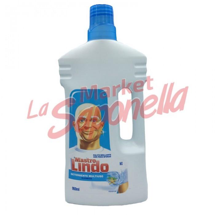 Detergent Mastro Lindo multiple utilizari clasic 950 ml