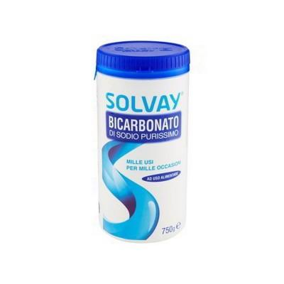 Bicarbonat de sodiu pur Solvay 750gr