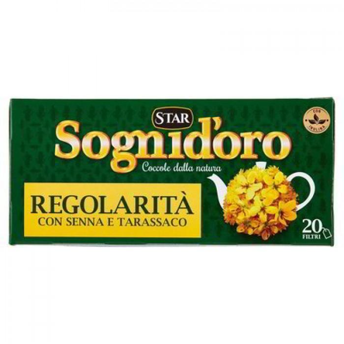 Ceai Star Sogni D'Oro cu papadie 50 g 20 plicuri
