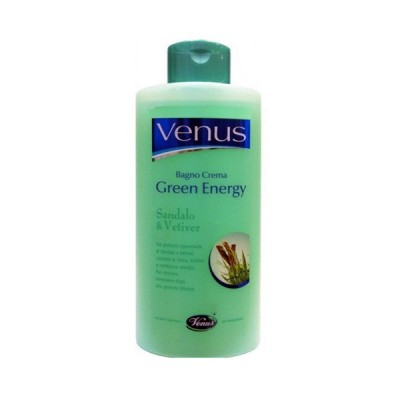 "Venus crema de dus ""Green Energy""  cu santal si vetiver 500 ml"