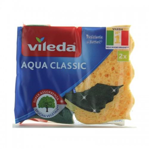 Bureti de vase Vileda aqua clasic 2buc