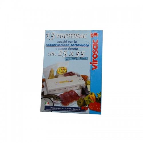 Pungi de vidat alimente Virosac 25*35cm-13bucati
